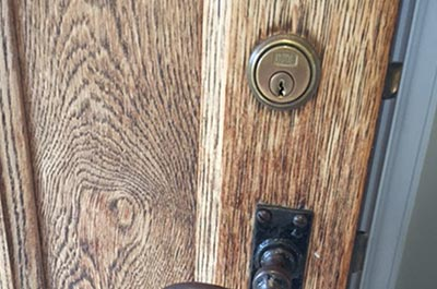 Fitting Extra Locks