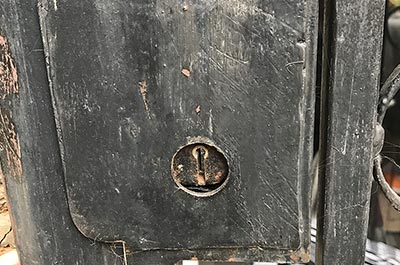 Rekeying Old Lock